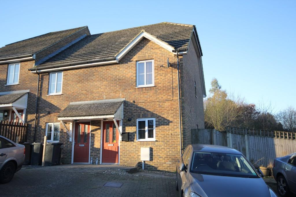2 Bedrooms End Of Terrace House for sale in Williams Way, Crowborough