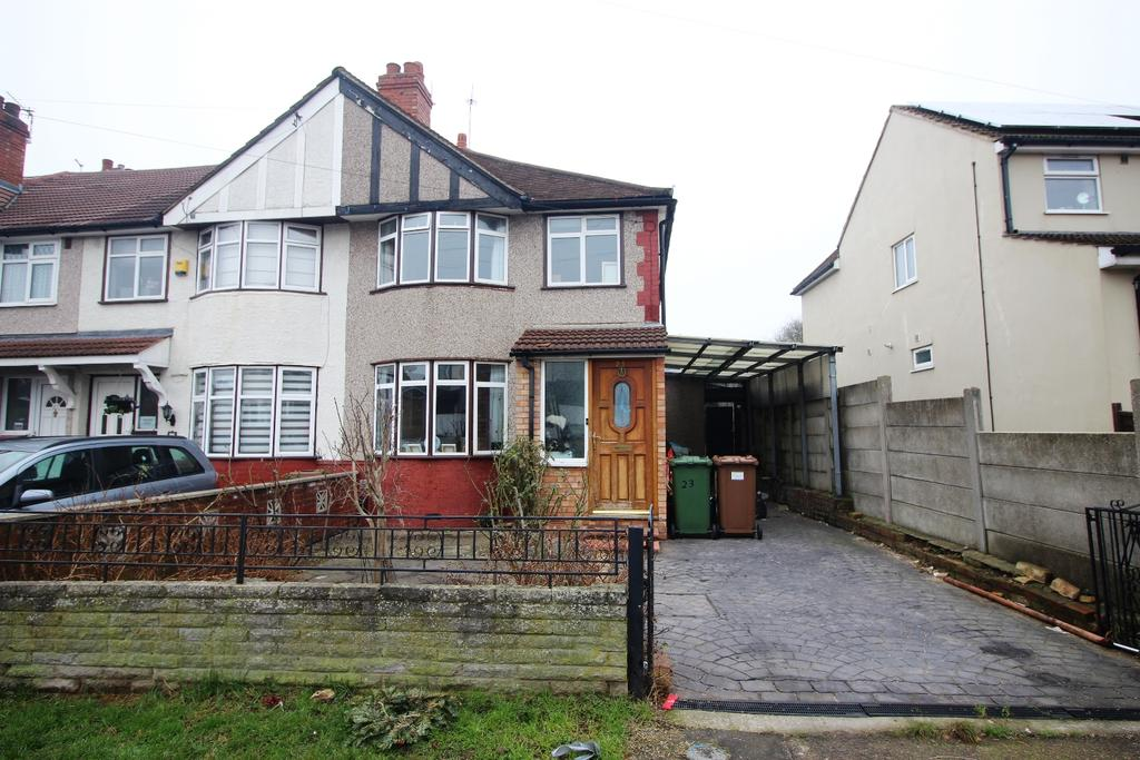 3 Bedrooms End Of Terrace House for sale in Collindale Avenue Erith DA8