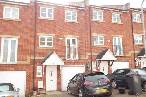 4 bedroom terraced house to rent - Braunston Close, Northampton NN4 8QZ