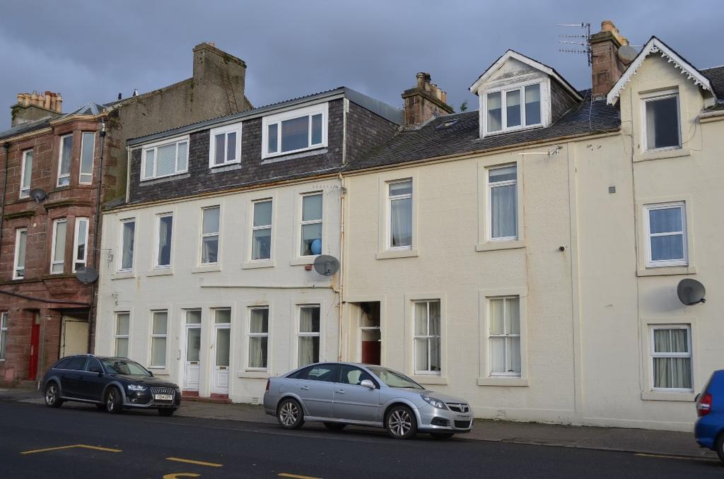 1 Bedroom Flat for sale in East Princes Street, Flat 2/1, Helensburgh, Argyll Bute, G84 7DF