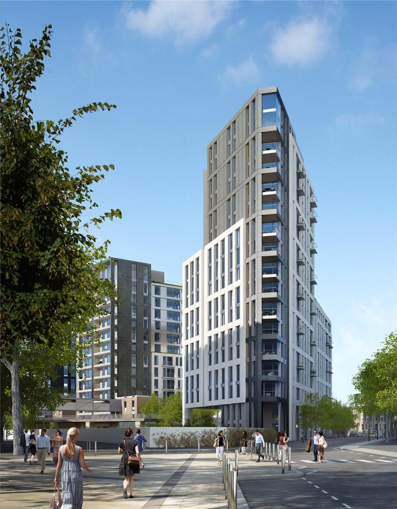 2 Bedrooms Plot Commercial for sale in Sovereign Court, Hammersmith, London, W6
