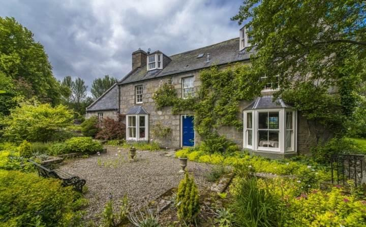 4 Bedrooms Unique Property for sale in Mains Of Kebbaty, Midmar, Inverurie, Aberdeenshire, AB51