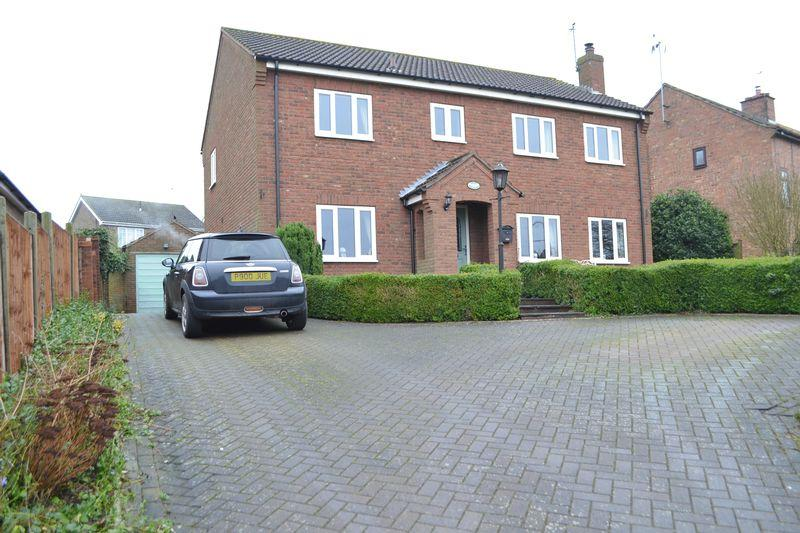4 Bedrooms Detached House for sale in Westgate, Scotton, Gainsborough