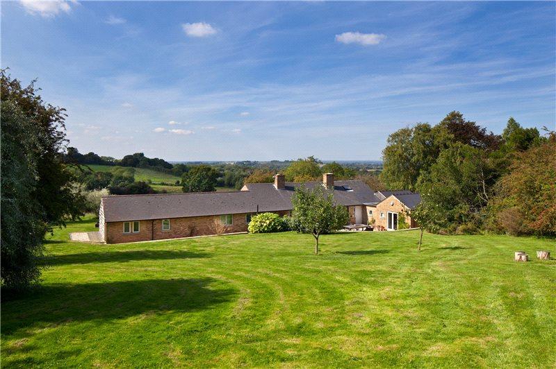 5 Bedrooms Detached Bungalow for sale in Otmoor Lane, Beckley, Oxford, OX3
