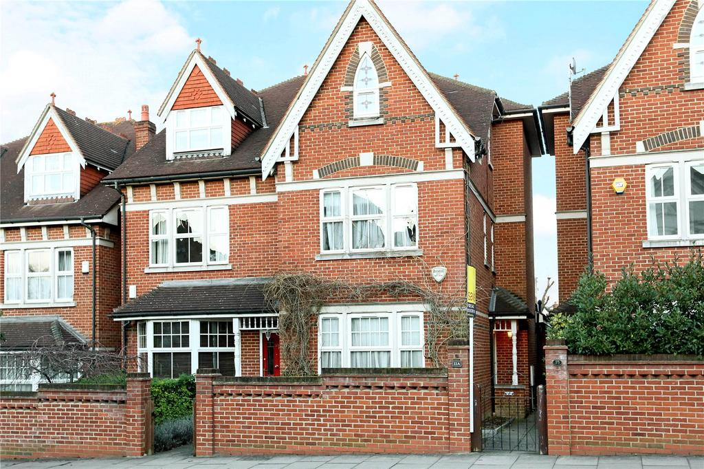 4 Bedrooms Semi Detached House for sale in Lytton Grove, Putney, London, SW15