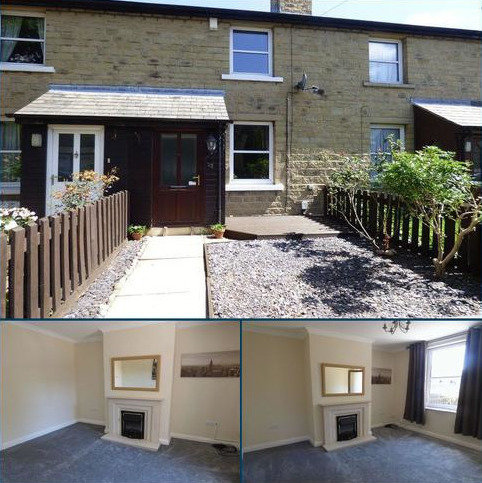 2 bedroom terraced house to rent - Springbank Road, Huddersfield