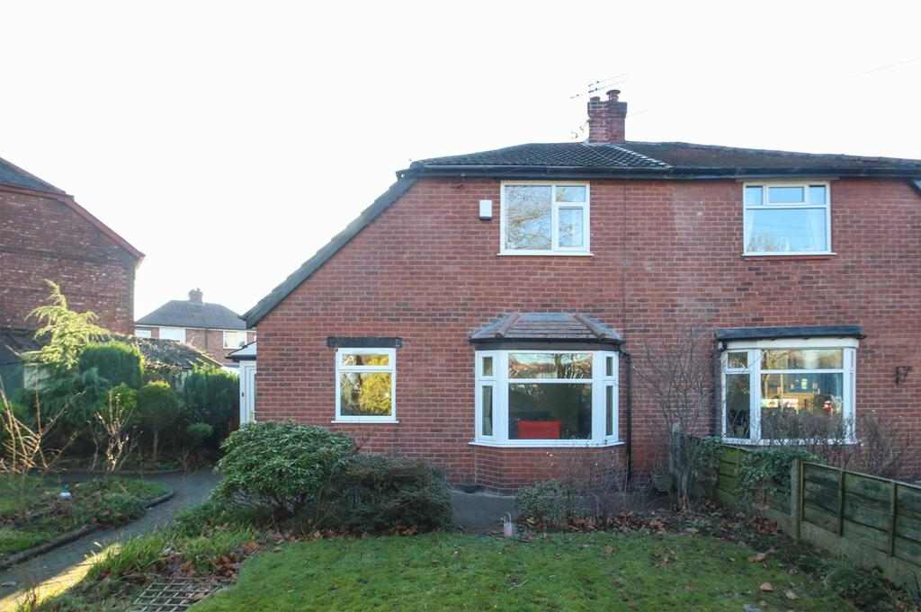 3 Bedrooms Semi Detached House for sale in Flixton Road, Urmston, Manchester, M41