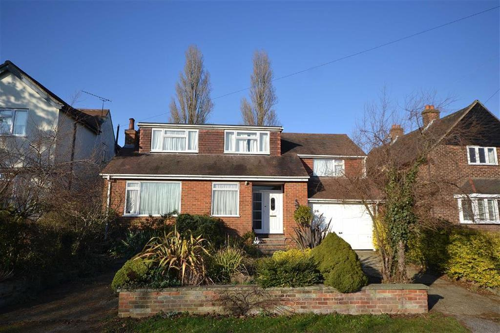 5 Bedrooms Detached House for sale in Hill Road, Theydon Bois, Essex