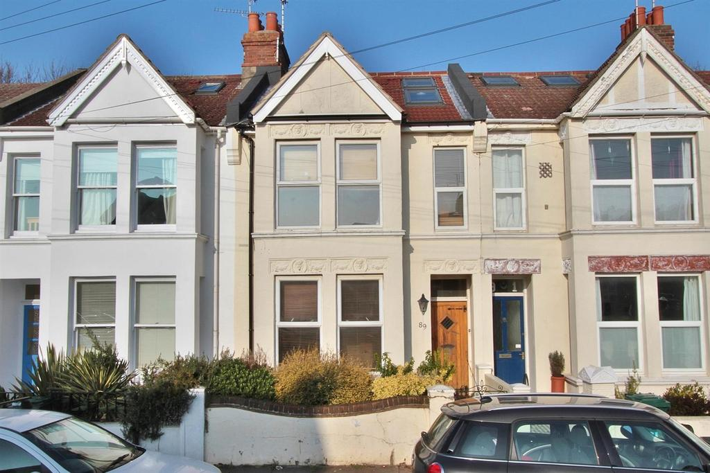4 Bedrooms Terraced House for sale in Loder Road