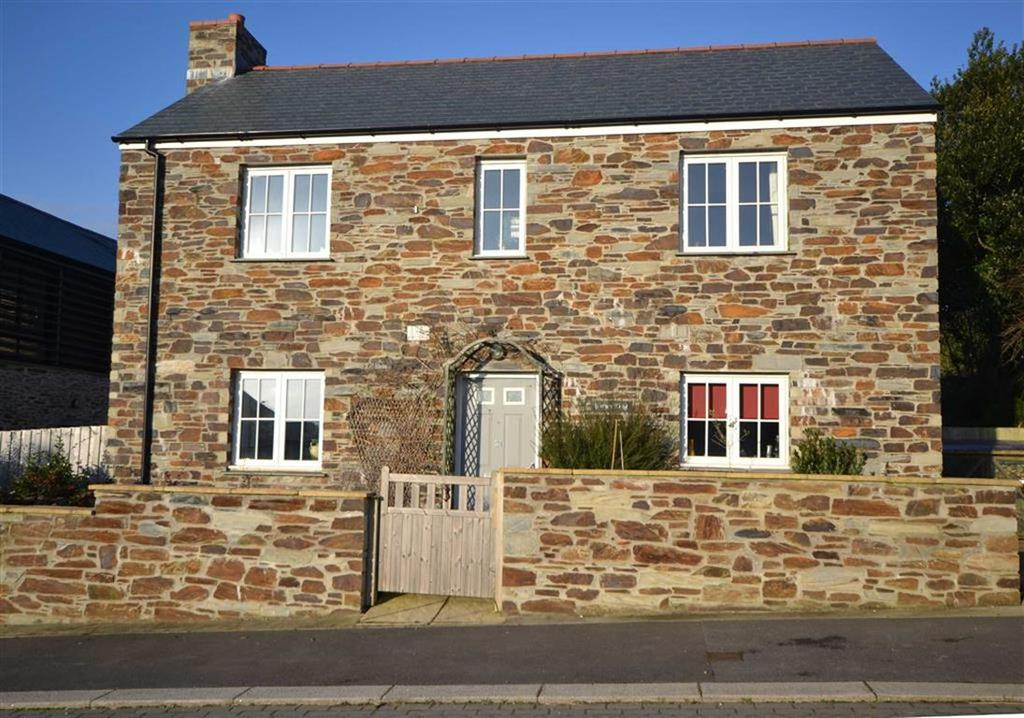 3 Bedrooms Detached House for sale in Old Tannery Lane, Grampound, Truro, Cornwall, TR2
