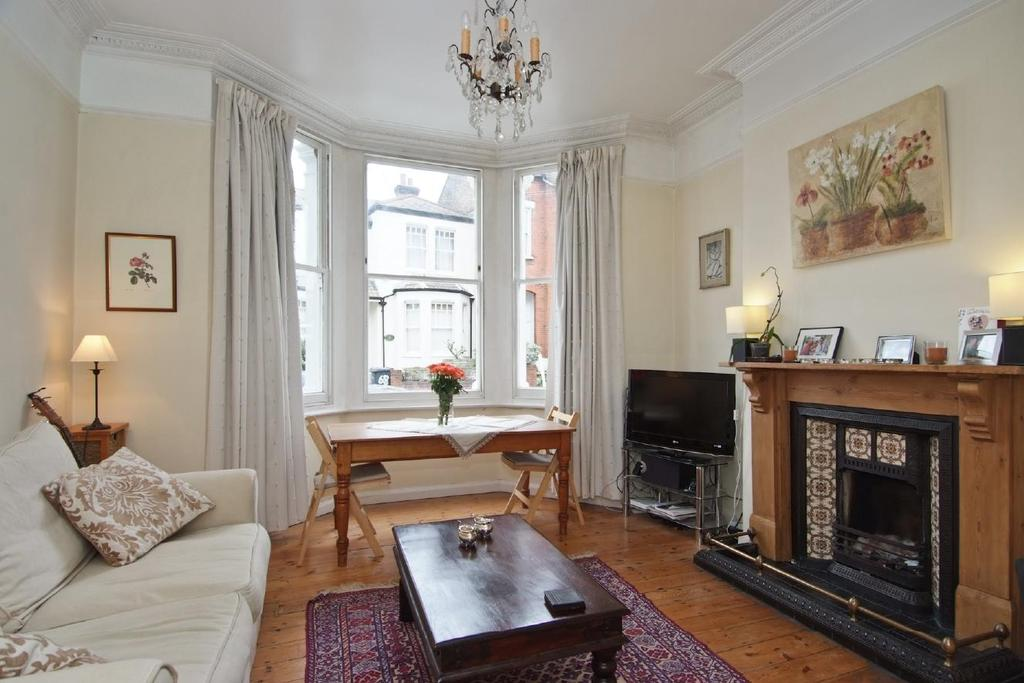 1 Bedroom Flat for sale in Brayburne Avenue, Clapham, SW4