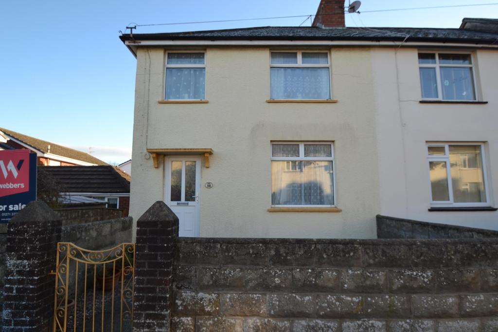 3 Bedrooms Terraced House for sale in Orchard Road, Barnstaple