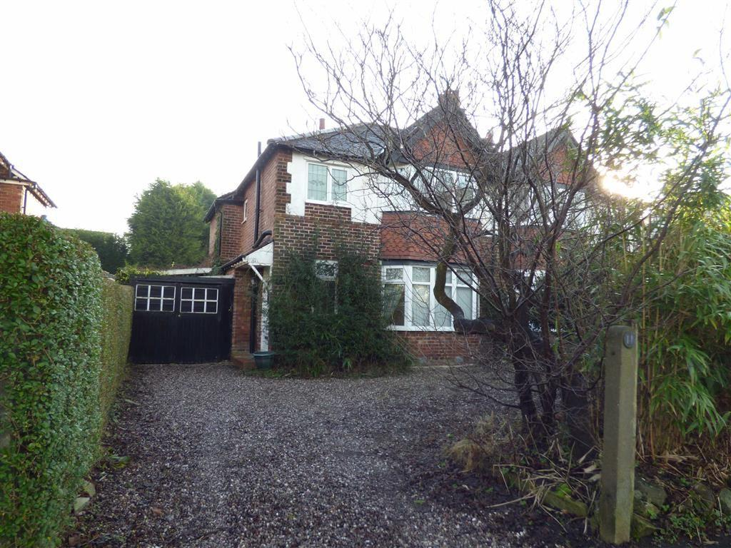 3 Bedrooms Semi Detached House for sale in North Park Road, Bramhall, Stockport