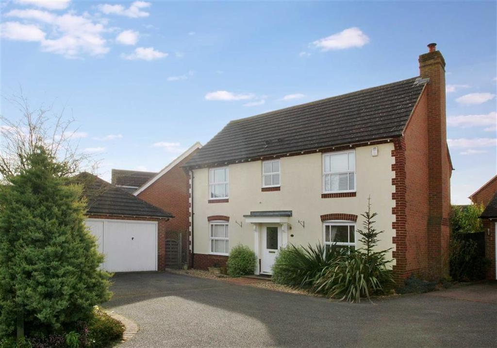 4 Bedrooms Detached House for sale in 4, Chaffinch Way, Brackley