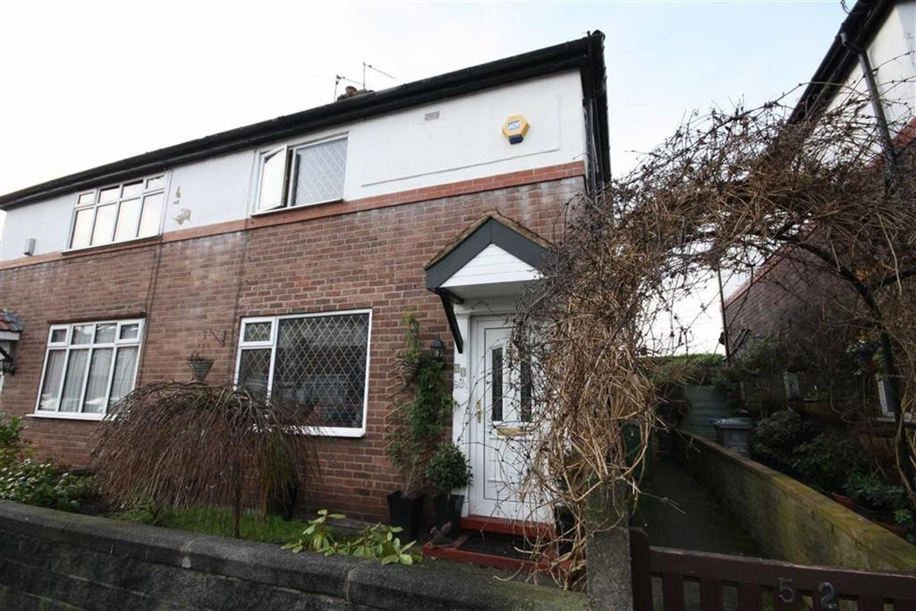 3 Bedrooms Semi Detached House for sale in Waverley Road, Sale