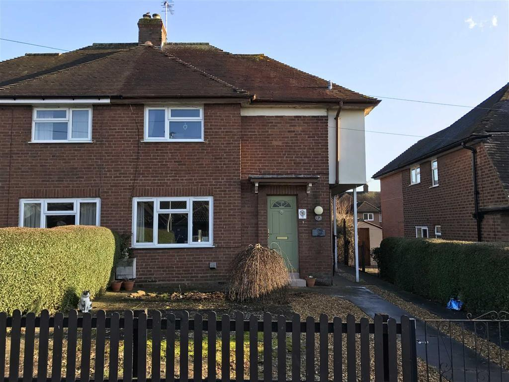 3 Bedrooms Semi Detached House for sale in Alexandra Avenue, NORTH CITY, Hereford