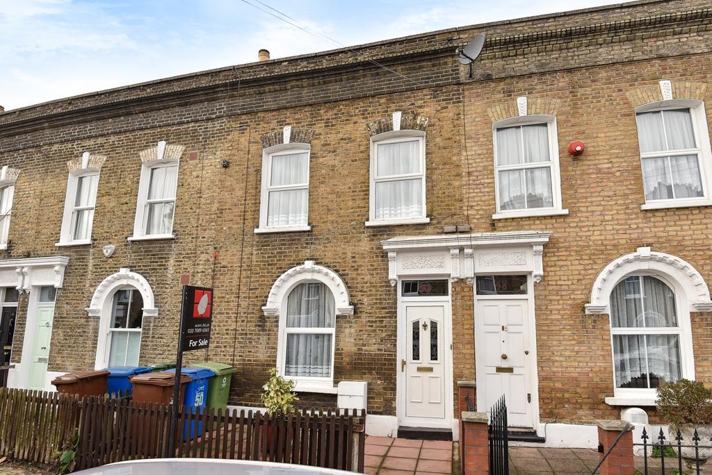 3 Bedrooms Terraced House for sale in Reverdy Road London Bridge SE1
