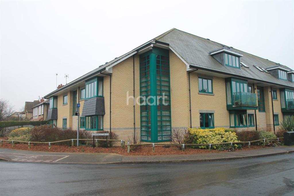 2 Bedrooms Flat for sale in Woodhead Drive, Cambridge.