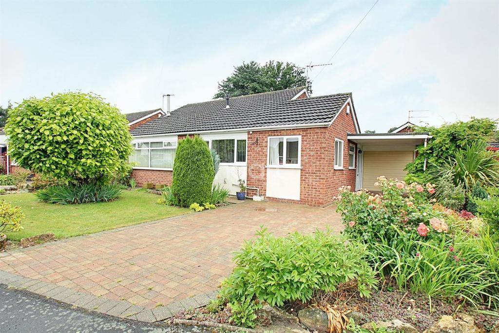 3 Bedrooms Bungalow for sale in Orchard Way, Nettleham, Lincoln, LN2