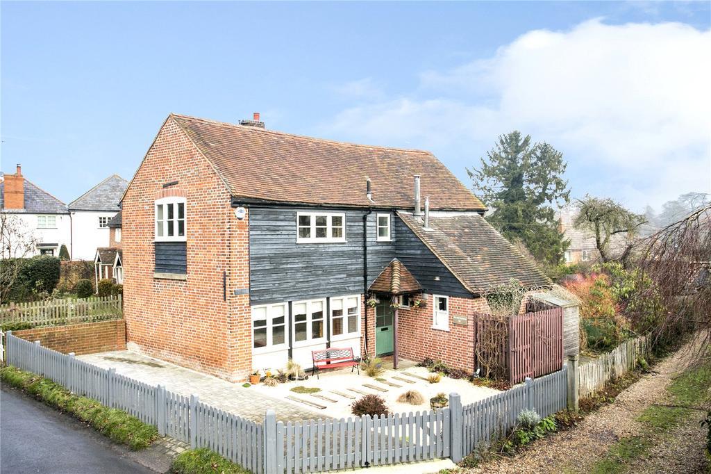 3 Bedrooms Detached House for sale in High Street, Shoreham, Sevenoaks, Kent