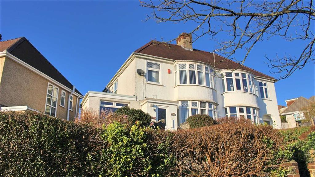 3 Bedrooms Semi Detached House for sale in Townhill Road, Cockett