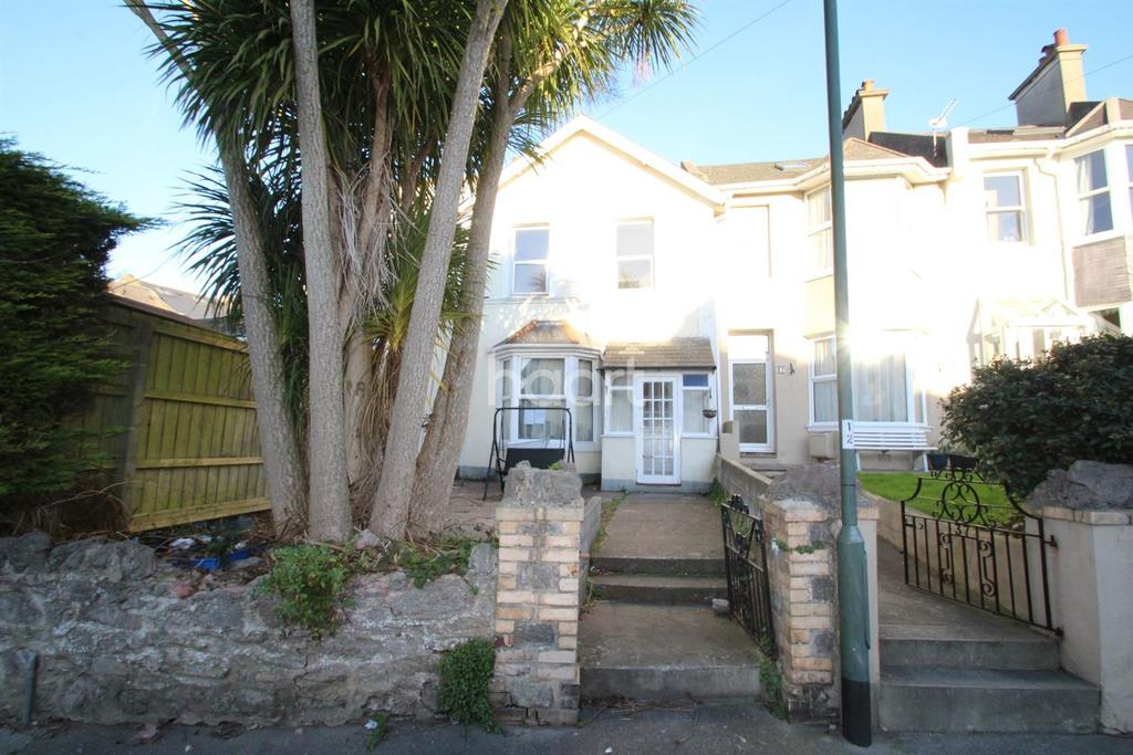 3 Bedrooms Terraced House for sale in Shirburn Road, Torquay