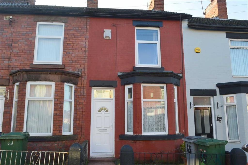 2 Bedrooms Terraced House for sale in Elmswood Road, Birkenhead, CH42