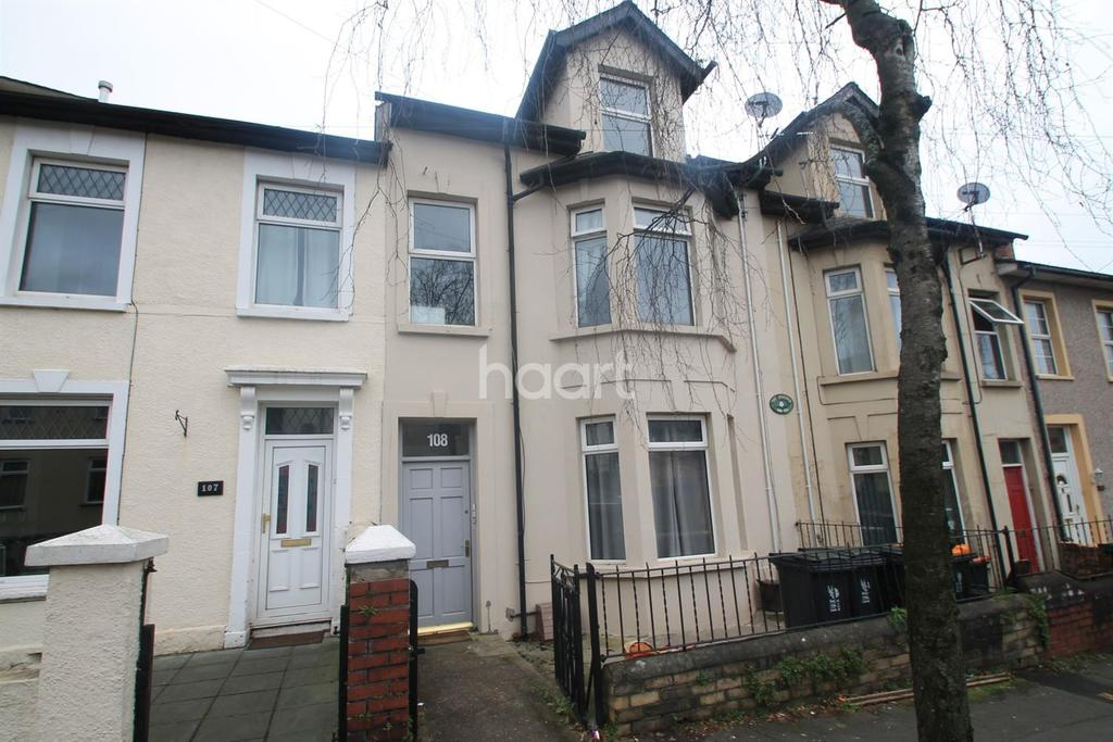 2 Bedrooms Flat for sale in VICTORIA AVENUE, Maindee, newport