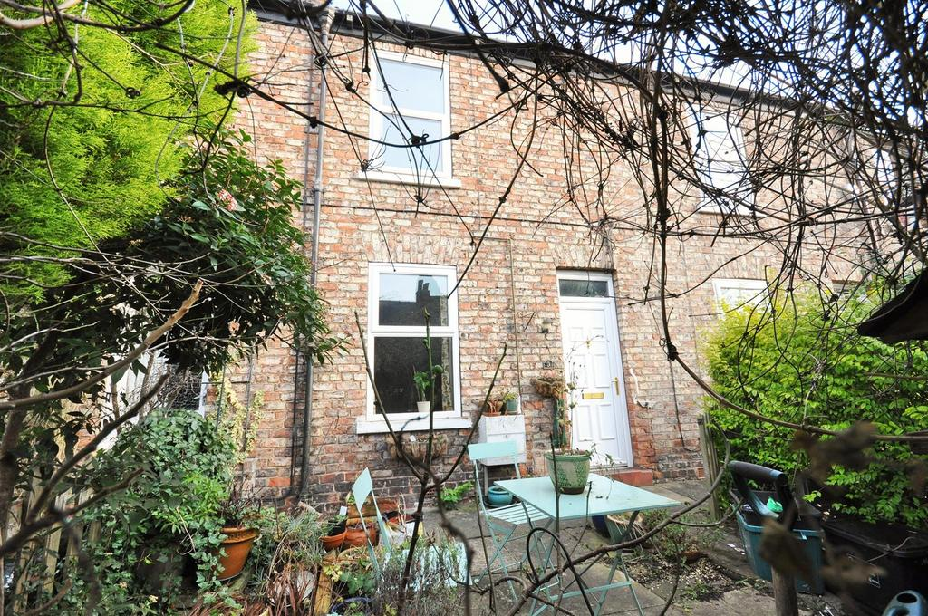3 Bedrooms Terraced House for sale in Belle Vue Cottages, Heslington Road, York