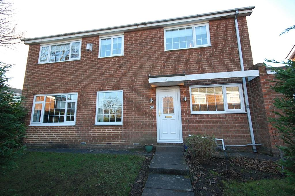 5 Bedrooms Detached House for sale in Whickham