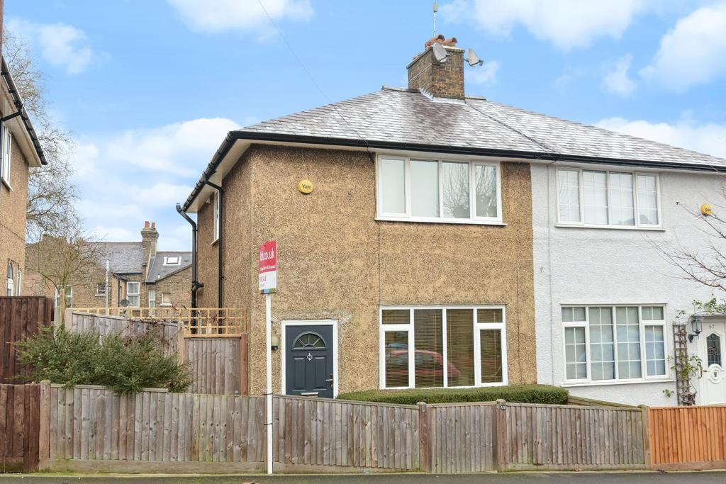 2 Bedrooms Semi Detached House for sale in St. Cloud Road, West Norwood, SE27