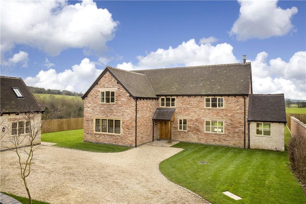 5 Bedrooms Detached House for sale in Cedar House, Compton Fields, Combrook, Warwick, CV35