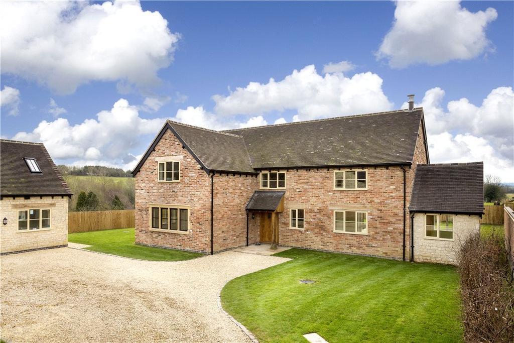 5 Bedrooms Detached House for sale in Cedar House, Compton Fields, Combrook, Warwick, CV35