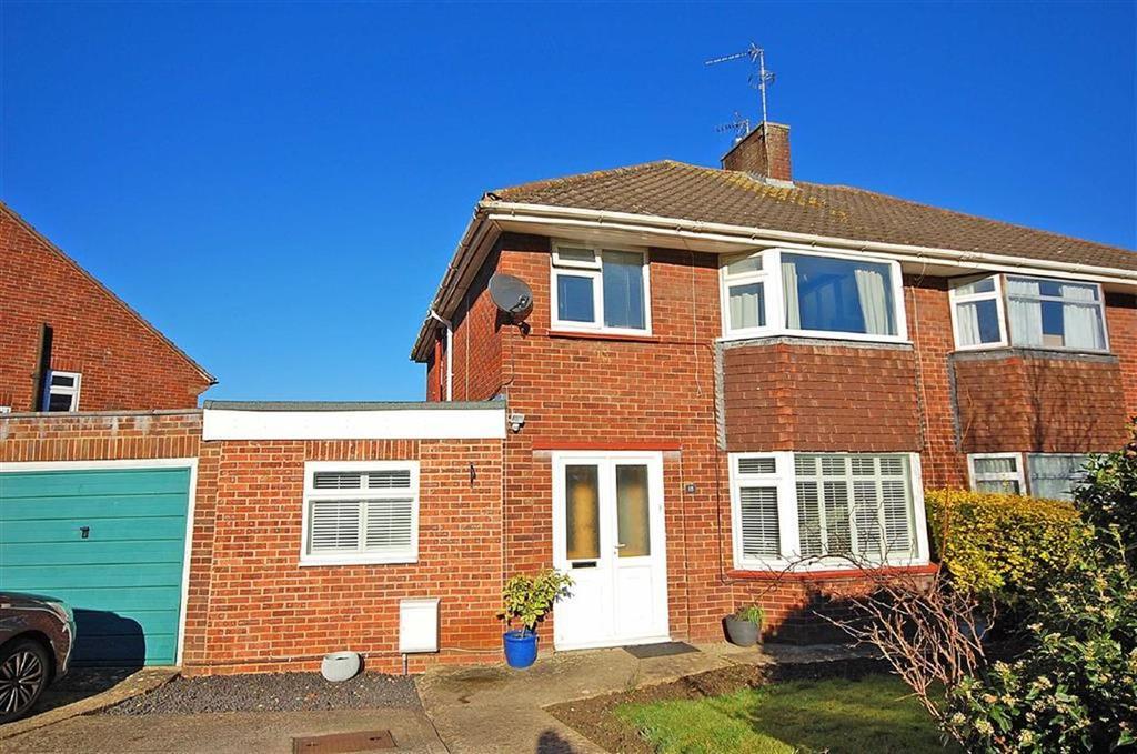 3 Bedrooms Semi Detached House for sale in Ravensgate Road, Charlton Kings, Cheltenham, GL53