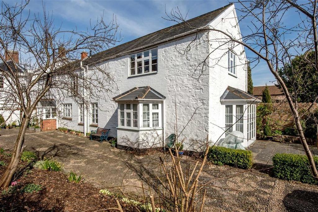 3 Bedrooms Semi Detached House for sale in St Mary Street, Nether Stowey, Bridgwater, Somerset, TA5