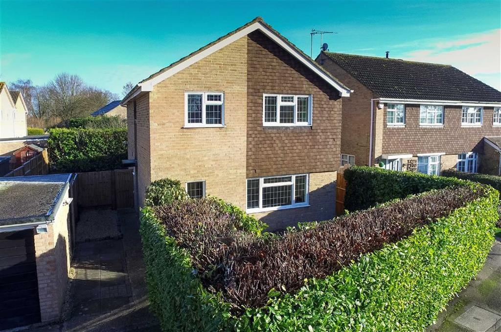 4 Bedrooms Detached House for sale in Alzey Gardens, Harpenden, Hertfordshire, AL5
