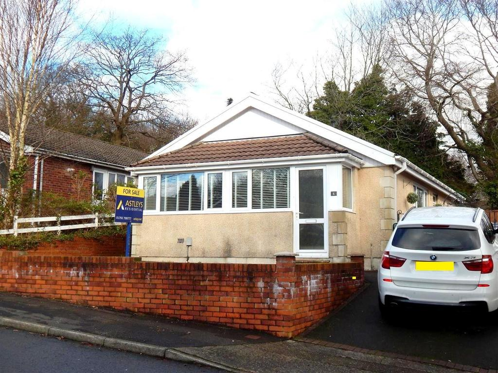 3 Bedrooms Detached Bungalow for sale in Butterslade Grove, Ynysforgan, Swansea