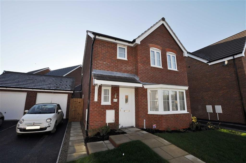 3 Bedrooms Detached House for sale in Magnolia Drive, Off Golf Lane, Leamington Spa