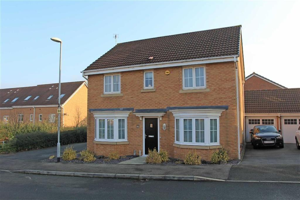 4 Bedrooms Detached House for sale in Tuffleys Way, Thorpe Astley, Leicestershire