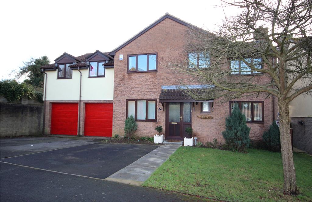 6 Bedrooms Detached House for sale in Oxbarton, Stoke Gifford, Bristol, BS34