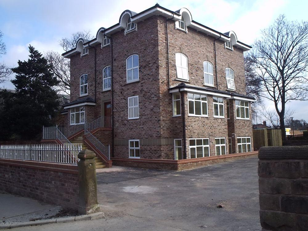 1 Bedroom Apartment Flat for sale in Holly Grange, West Derby, Liverpool, L12
