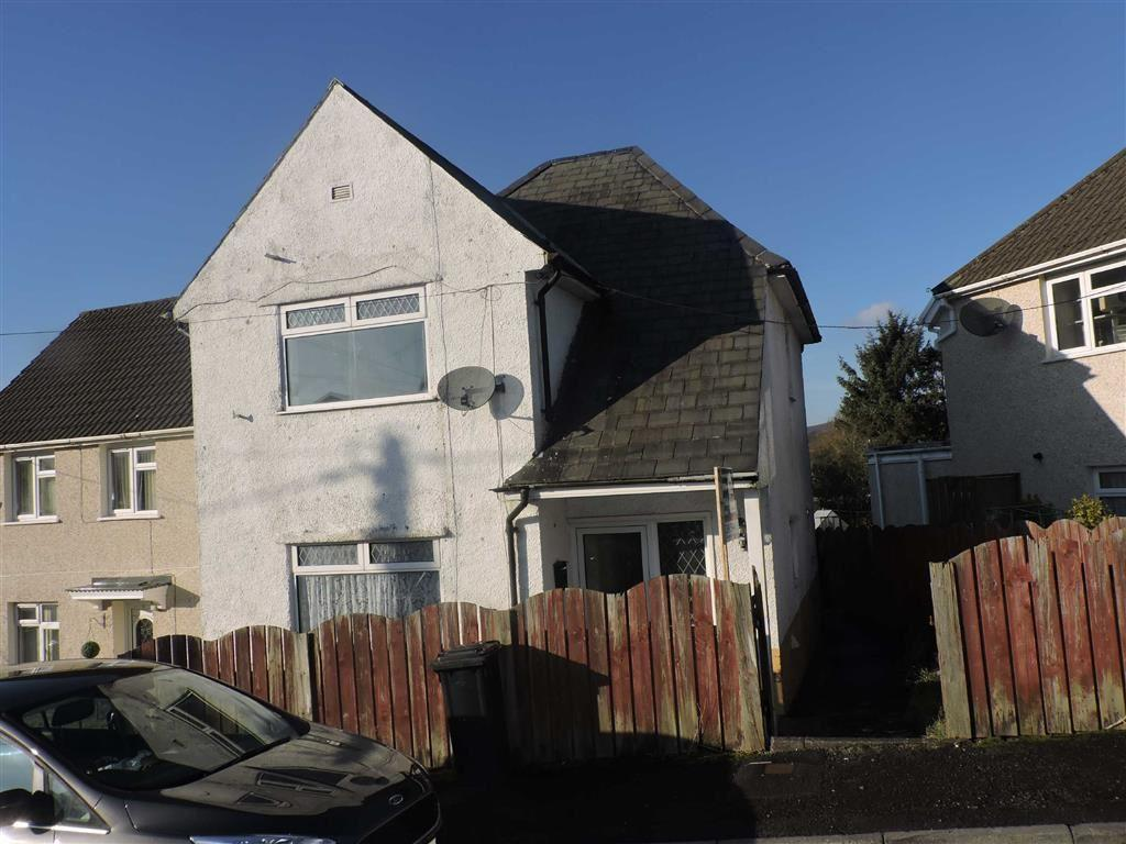 3 Bedrooms Semi Detached House for sale in Crescent Road, Gwaun Cae Gurwen