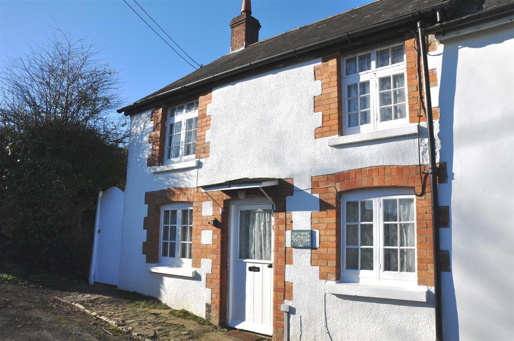 2 Bedrooms End Of Terrace House for sale in Kingscott, Torrington