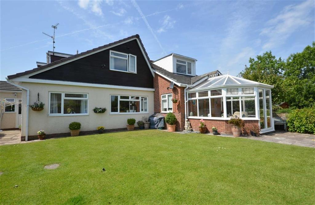 5 Bedrooms Detached House for sale in Tower View, Monmouth, Monmouthshire