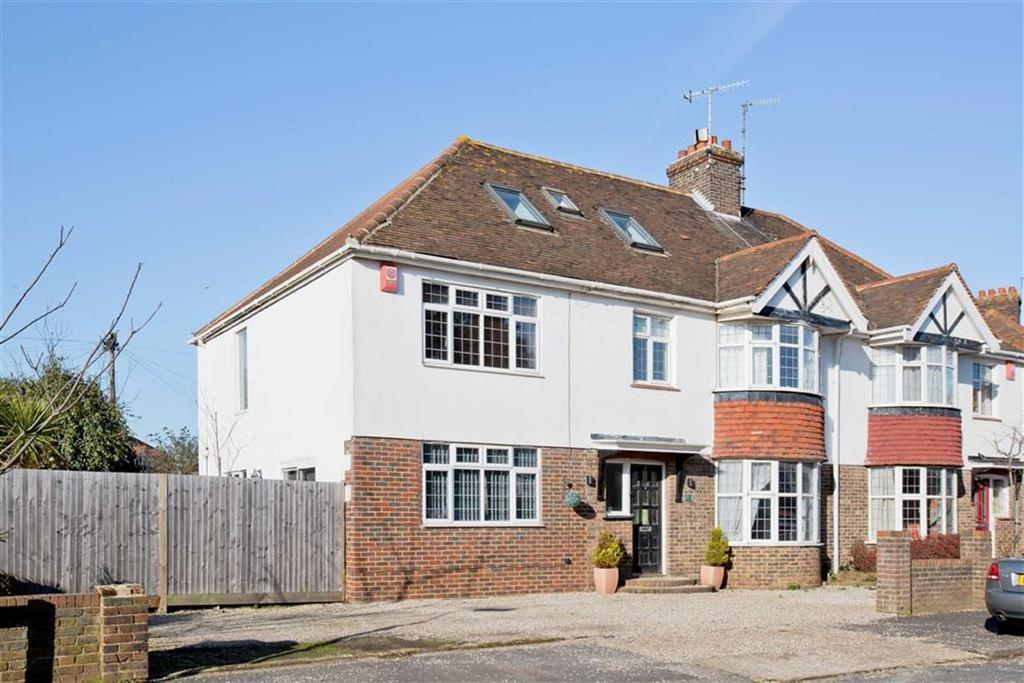 6 Bedrooms Semi Detached House for sale in Milcote Avenue, Hove, East Sussex