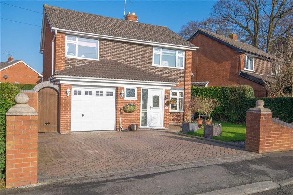4 Bedrooms Detached House for sale in Higher Common Road, Buckley, Buckley