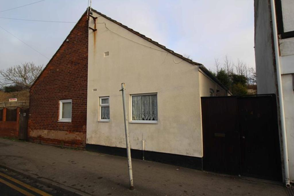 2 Bedrooms Semi Detached Bungalow for sale in 142 Gateford Road, Worksop