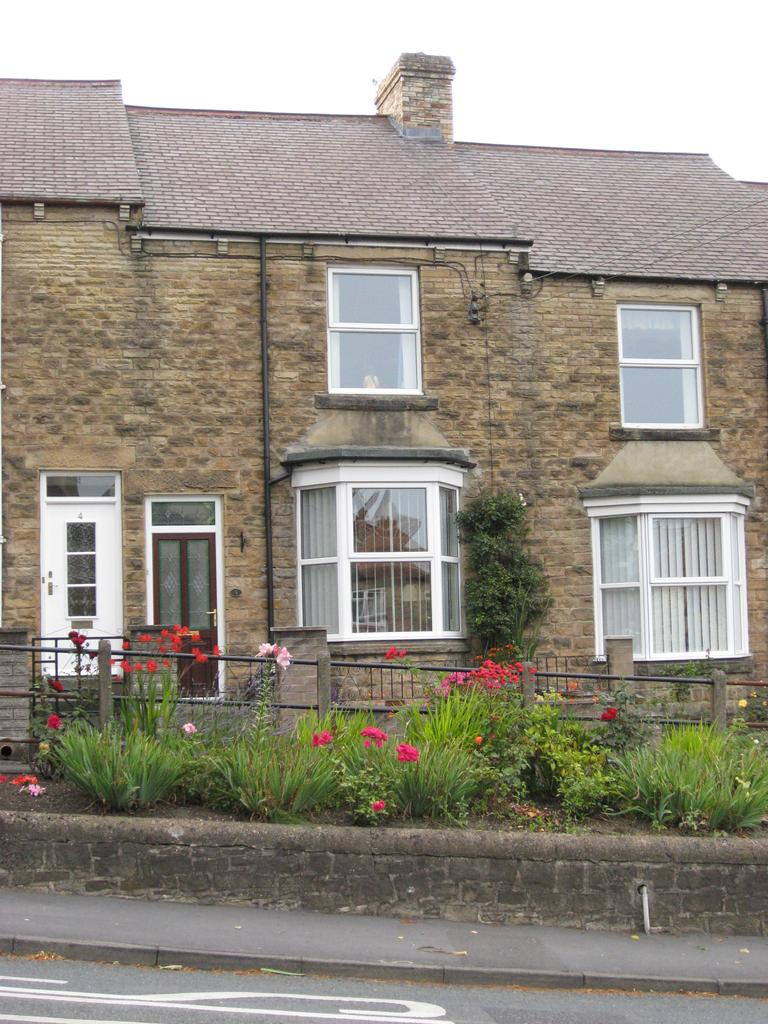 3 Bedrooms Terraced House for sale in Prospect Terrace, Lanchester DH7