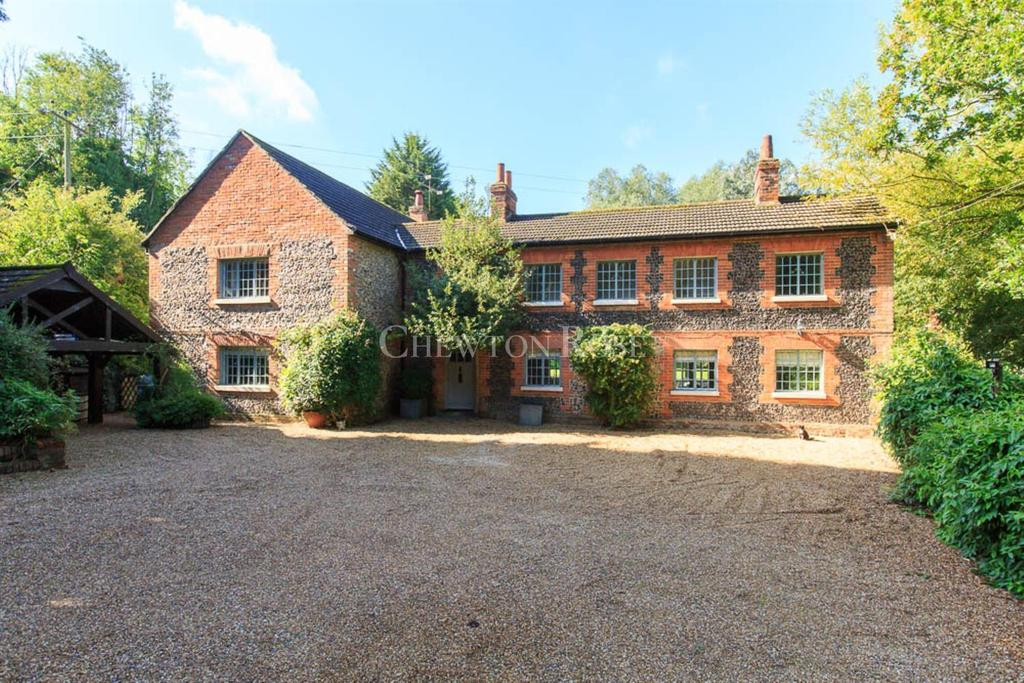 5 Bedrooms Detached House for sale in Sible Hedingham