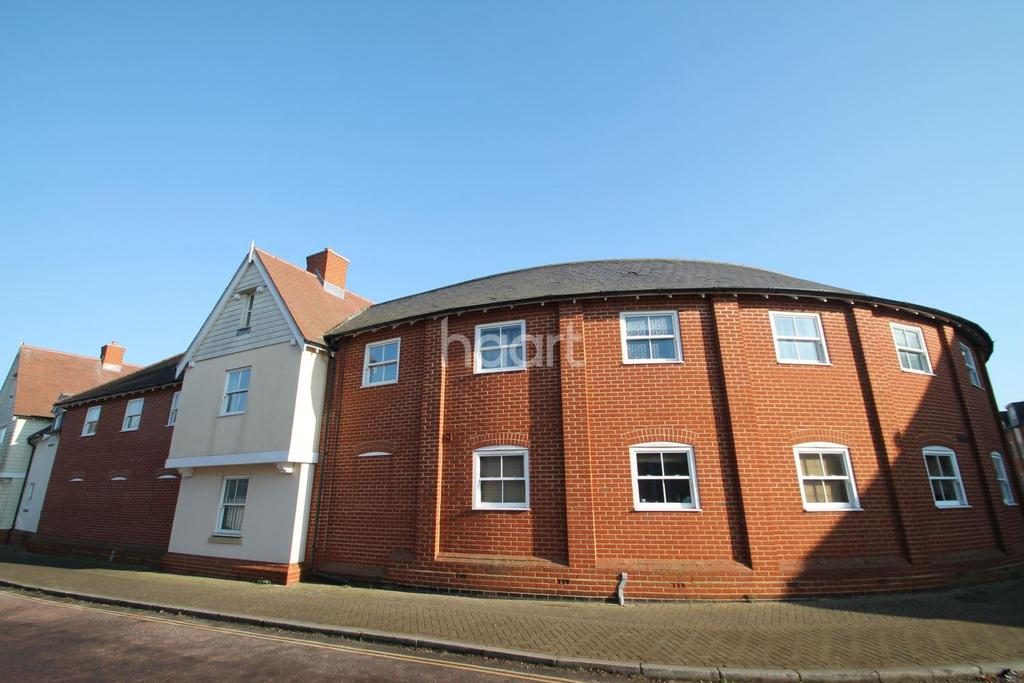 2 Bedrooms Flat for sale in Wivenhoe